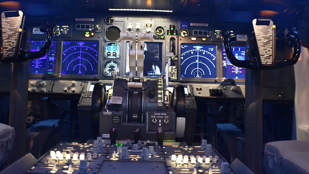 Boeing 737 Flight Simulator Experience for One