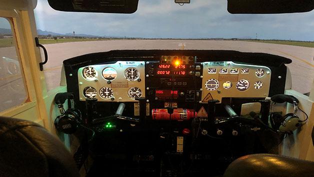 90 Minute Flight Simulator Experience
