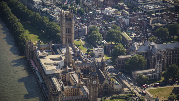 30 Minute Helicopter Tour of London