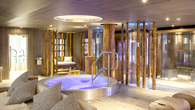 Champneys Spa Day with Lunch and Treatments for Two at Forest Mere