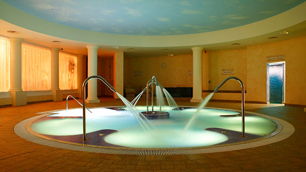 Indulgent Spa Day for Two with 25 Minute Treatment and Lunch at Whittlebury Hall