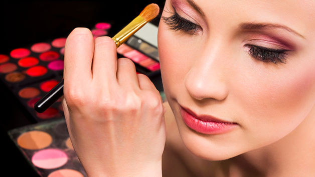 Ultimate Makeover with Photoshoot at Be Styled UK