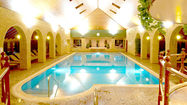 Ultimate Spa Day with Lunch and Treatment for Two at Riverhills