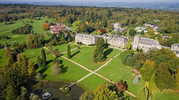 Romantic Break for Two at Ashdown Park Hotel