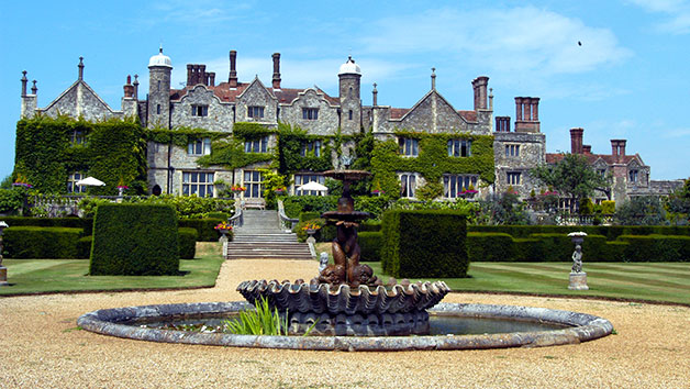 Relaxing Spa Break with Dinner for Two at Champneys Eastwell Manor