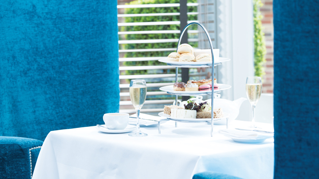 Pamper Treat with 40 Minute Treatment and Afternoon Tea for Two at Rowhill Grange