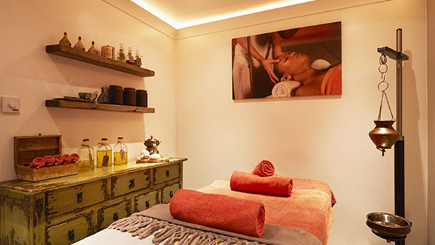 Full Body Treatment at Shakti Veda Spa for One