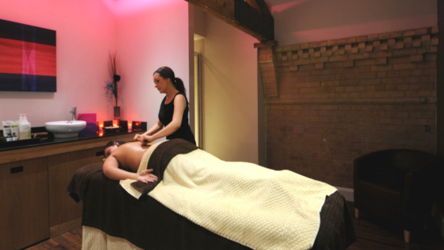 Relaxation Spa Day for Two with 40 Minutes of Treatments at Bannatyne Fairfield Hall
