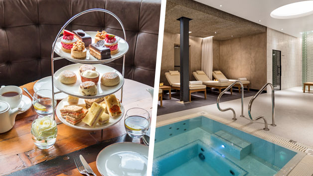 Spa Day and Sparkling Afternoon Tea Radisson Blu Edwardian Spas for Two
