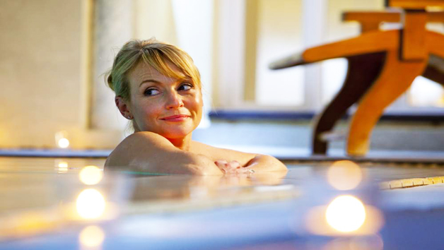 Spa Day with Treatment and Lunch or Afternoon Tea at Ashdown Park Hotel