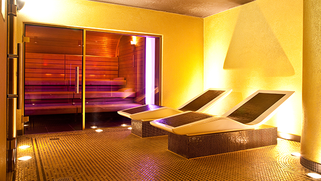 Spa Day for Two with 25 Minute Treatment at Crowne Plaza Battersea