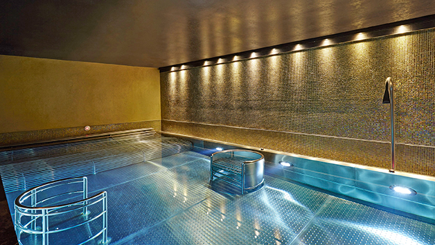 Spa Day with 25 Minute Treatment, Afternoon Tea or Lunch at Crowne Plaza Battersea