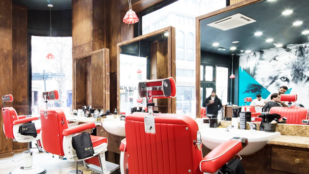 R.W.Wolf Barbers 90 Minute Men's Grooming Experience for One