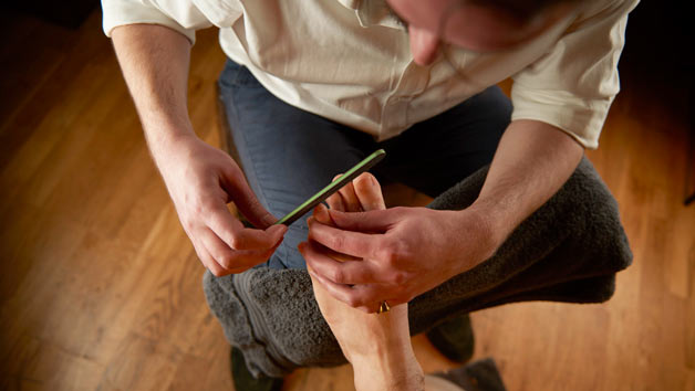 The Gentleman and Scholar Men's Grooming Experience at Aldwyn and Sons for One