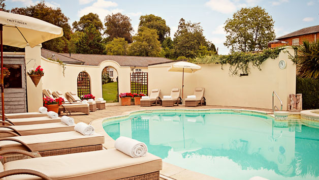 25 Minute Treatment with Afternoon Tea for Two at Bishopstrow Hotel and Spa