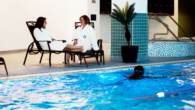 Bannatyne Spa Day with 70 Minute Treatment for Two People