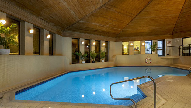 Spa Day with 25 Minute Treatment and Lunch for Two at Bridgewood Manor Hotel and Spa