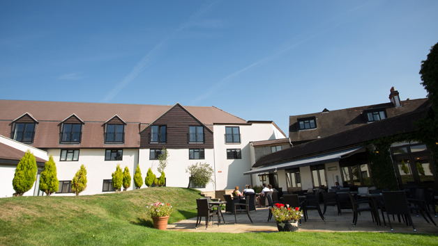 De-Stress Spa Day with Lunch and a 25 Minute Treatment for One at Sketchley Grange Hotel and Spa