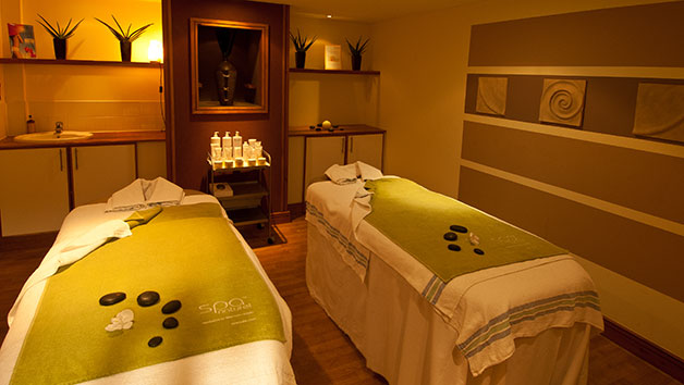 Spa Day with Two Treatments and an Afternoon Tea at Mercure Sheffield St Paul's Hotel for One