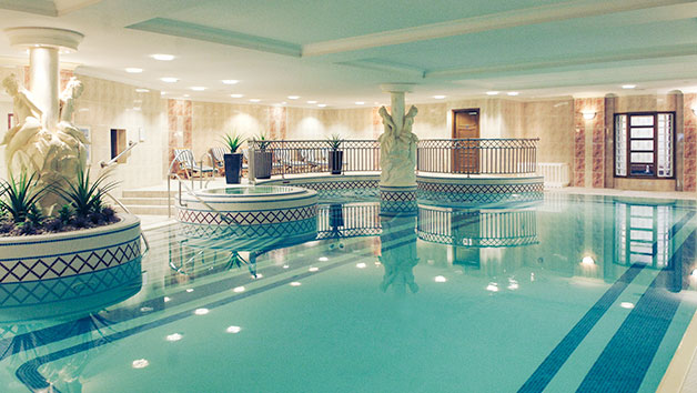 Blissful Spa Day with a 25 Minute Treatment at Mercure Dartford Brands Hatch Hotel for One