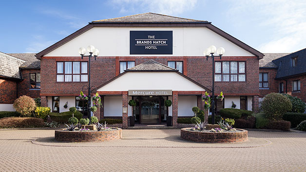 Spa Day with Two Treatments and an Afternoon Tea at Mercure Dartford Brands Hatch Hotel for One