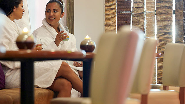 Spa Day with Afternoon Tea at Mercure Cardiff Holland House Hotel for One