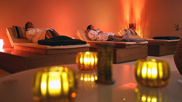 Spa Day with Two Treatments and an Afternoon Tea at Mercure Cardiff Holland House Hotel