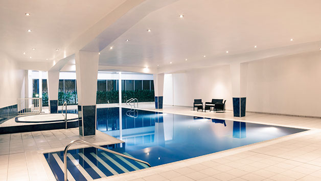 Blissful Spa Day with a 25 Minute Treatment at Mercure Cardiff Holland House Hotel for One