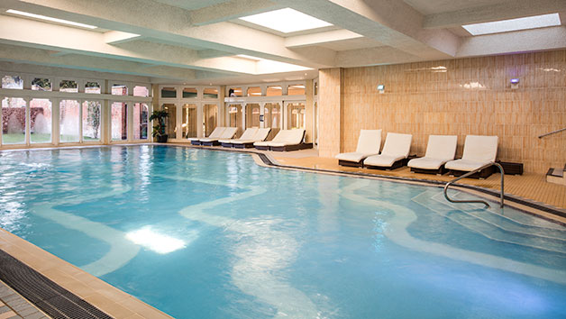 Spa Day and Afternoon Tea for One at Mercure Walton Hall Hotel and Spa