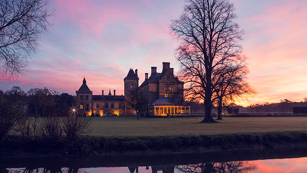 Blissful Spa Day and a 25 Minute Treatment for One at Mercure Walton Hall Hotel and Spa