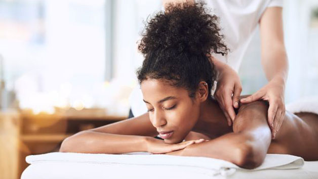 Serenity Spa Day with a 50 Minute Treatment and Lunch at Whittlebury Hall for Two – Weekends