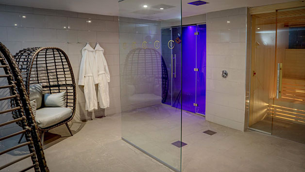 Spa Day with 75 Minutes of Treatments and Lunch at Craiglands Hotel for One