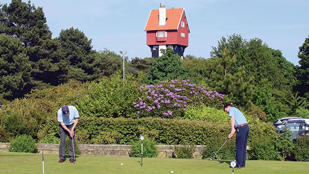 Golf Day with Lunch at Thorpeness Golf Club and Hotel for Two
