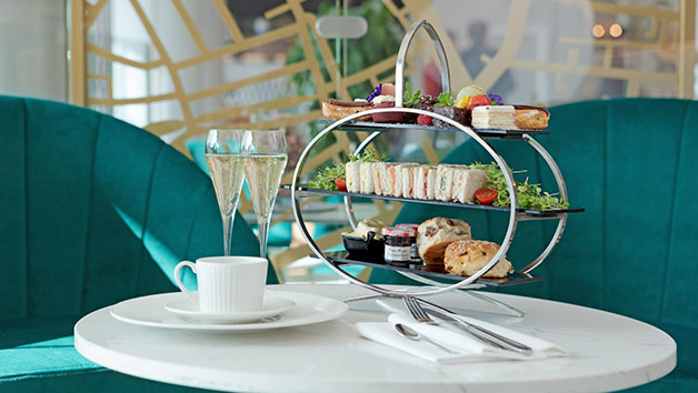 Prosecco Afternoon Tea for Two at Hilton London Angel Islington