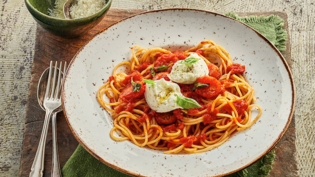 Four Course Meal with a Glass of Wine and Prosecco for Two at Zizzi