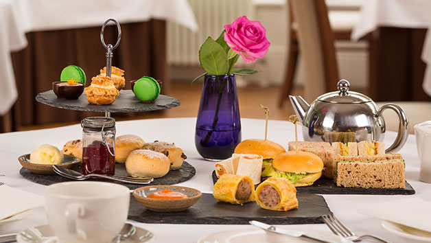 Sparkling Afternoon Tea at Fishmore Hall for Two