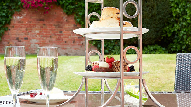 Afternoon Tea with Champagne for Two at The Belfry