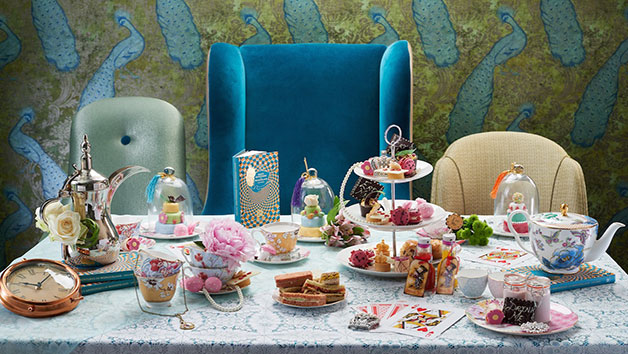 Alice in Wonderland Themed Afternoon Tea for Two at 5* Taj 51 Hotel