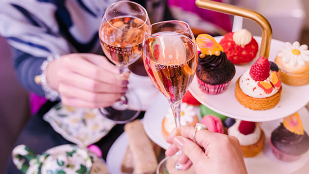 Prosecco Afternoon Tea for Two at Brigit's Bakery