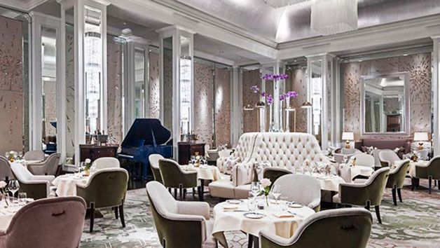 Traditional Afternoon Tea for Two at The Langham London