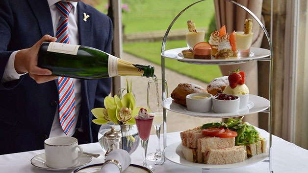 Garden Tour and Afternoon Tea for Two at Goldsborough Hall Hotel