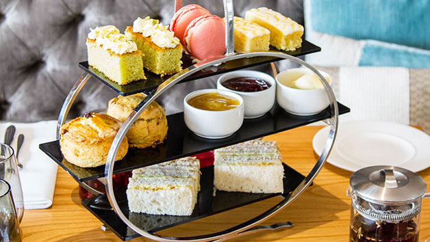 Afternoon Tea for Two at The Sands Hotel Margate