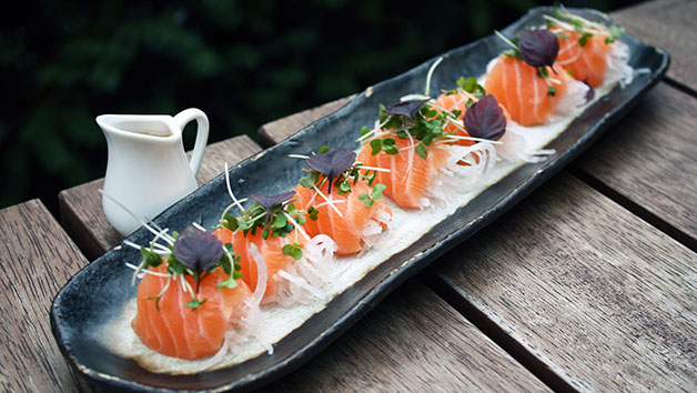 Six Dish Sharing Menu and Dessert for Two at Inamo
