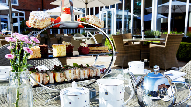 Afternoon Tea at The Bull Hotel for Two