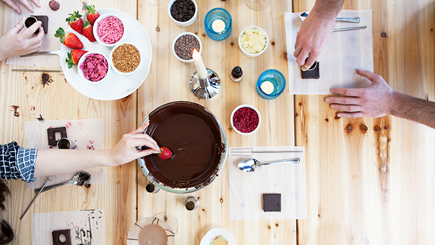 Chocolate Making Class for Two People