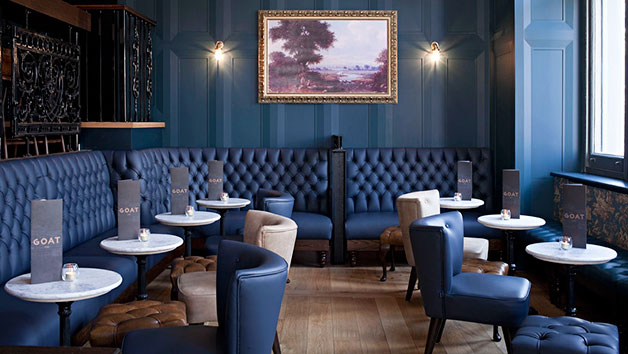 Three Course Dinner and Wine for Two at GOAT in Chelsea