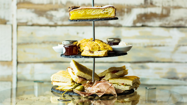Afternoon Tea at Veeno Italian Wine Cafe for Two