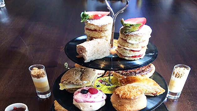 Jailhouse Rock Champagne Afternoon Tea at The Courthouse Hotel Shoreditch for Two