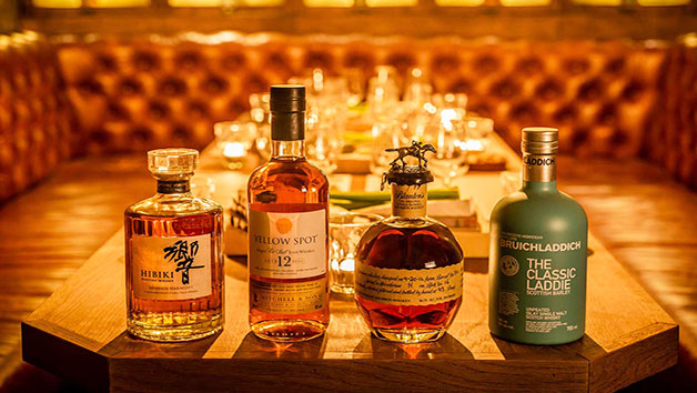 Whiskey Tasting Experience for Two in Shoreditch