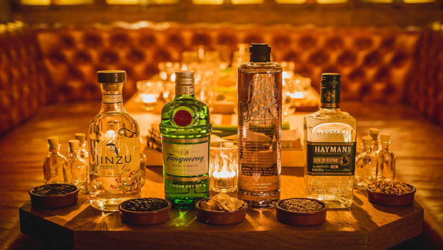 Gin Tasting Experience for Two in Shoreditch